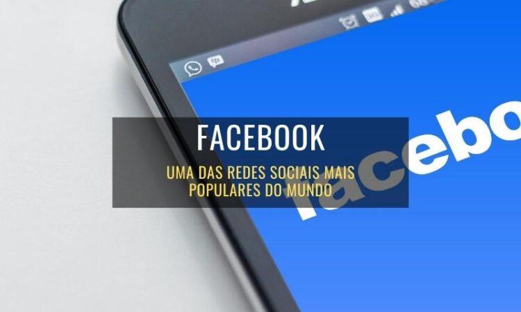 Facebook - Redes Sociais