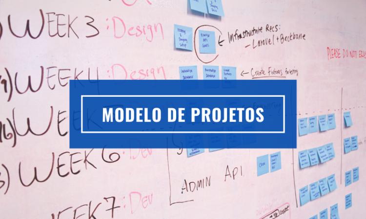 modelo de projetos